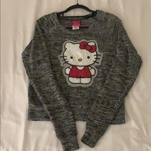 Hello Kitty Knit Sweater